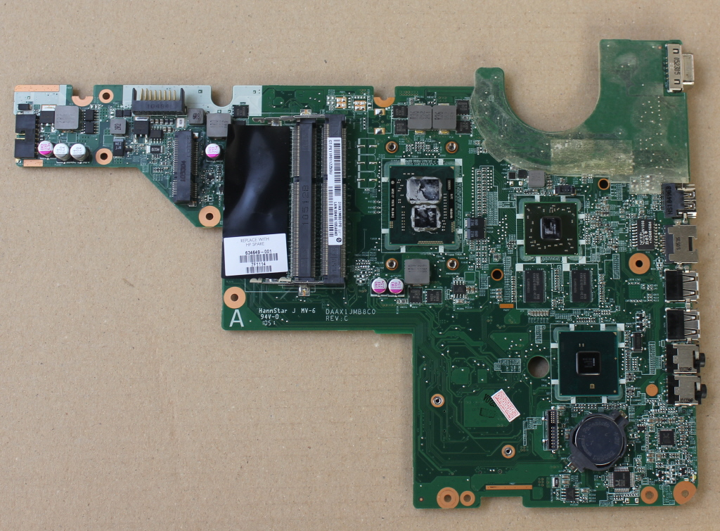 Samsung X10 Laptop Motherboard