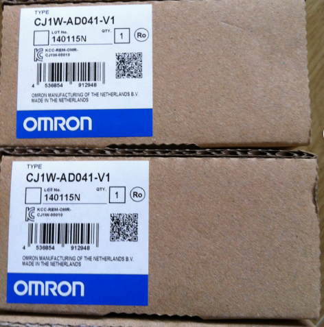 Omron PLC Module CJ1W-AD041-V1 1PC New CJ1WAD041V1