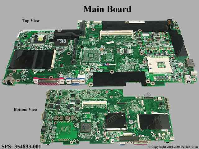 DELL PowerEdge SC420 PE420SC Motherboard (RG156)