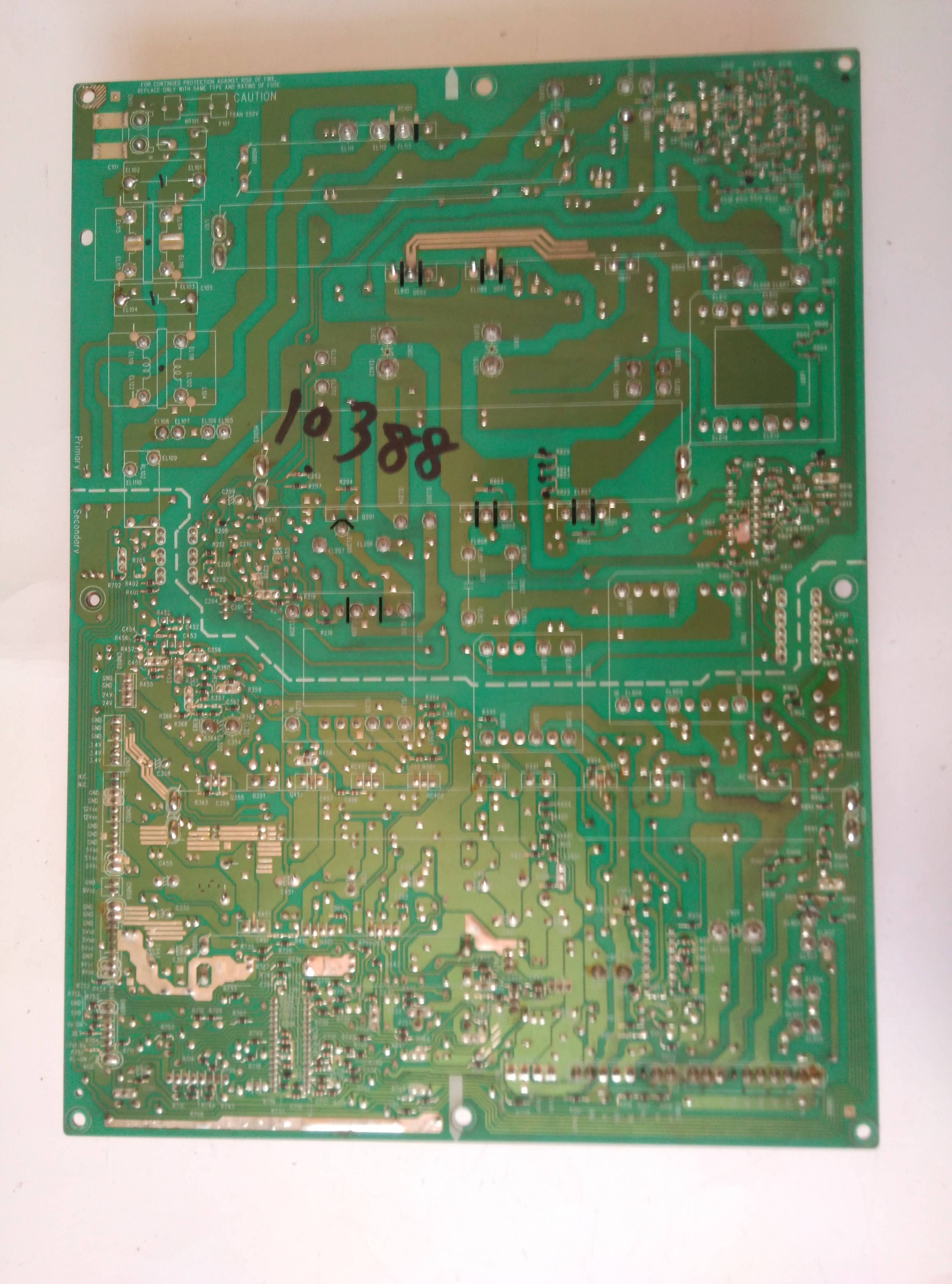 Sonic EAY32927701 rev A Power Board for PSC/O/88M