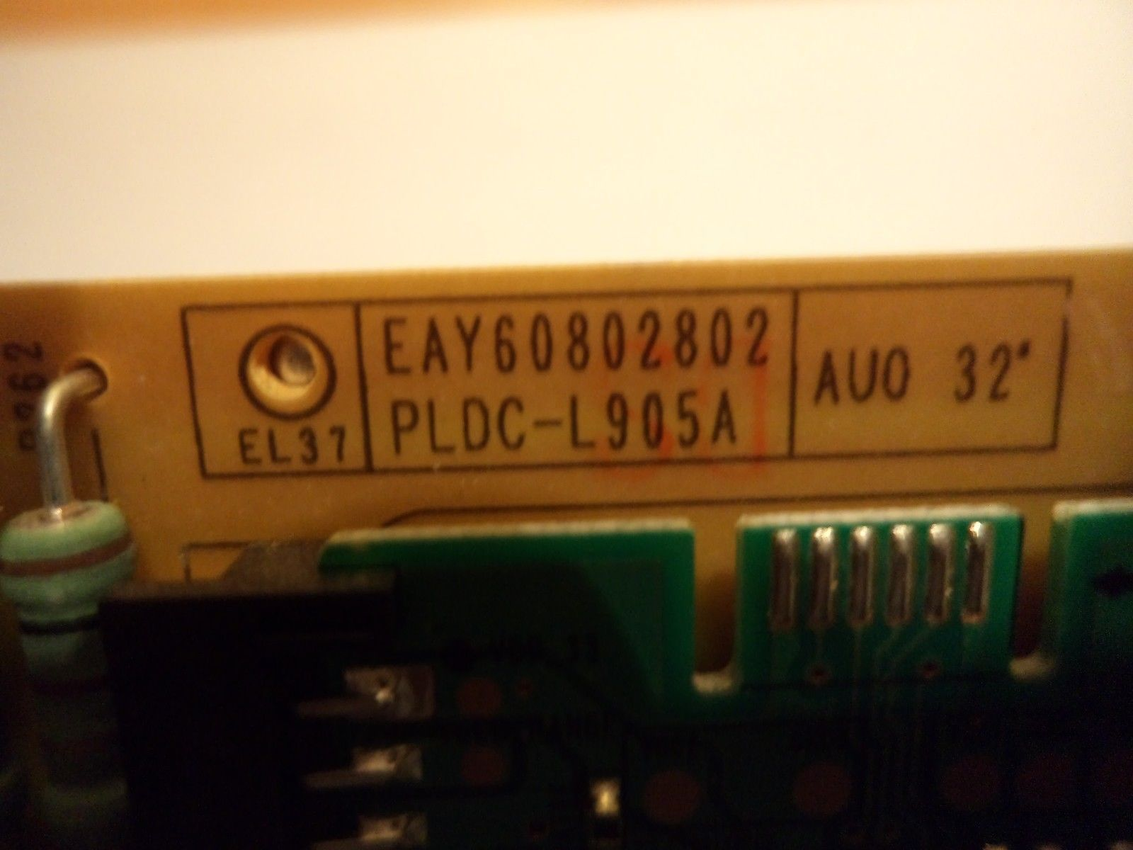 Power-Supply Board EAY60802802 P/N:3PAGC10017B-R for LCD TV LG32