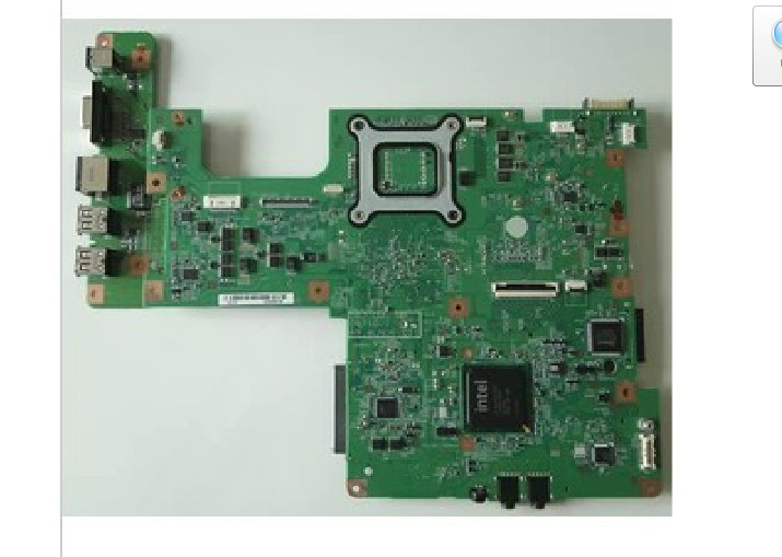 Dell Inspiron 1750 Motherboard w Integrated Video G590T 0G590T