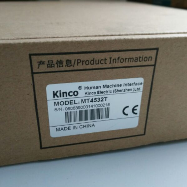MT4532T Kinco HMI Touch Screen 10.1 inch 1024*600 with program cable new