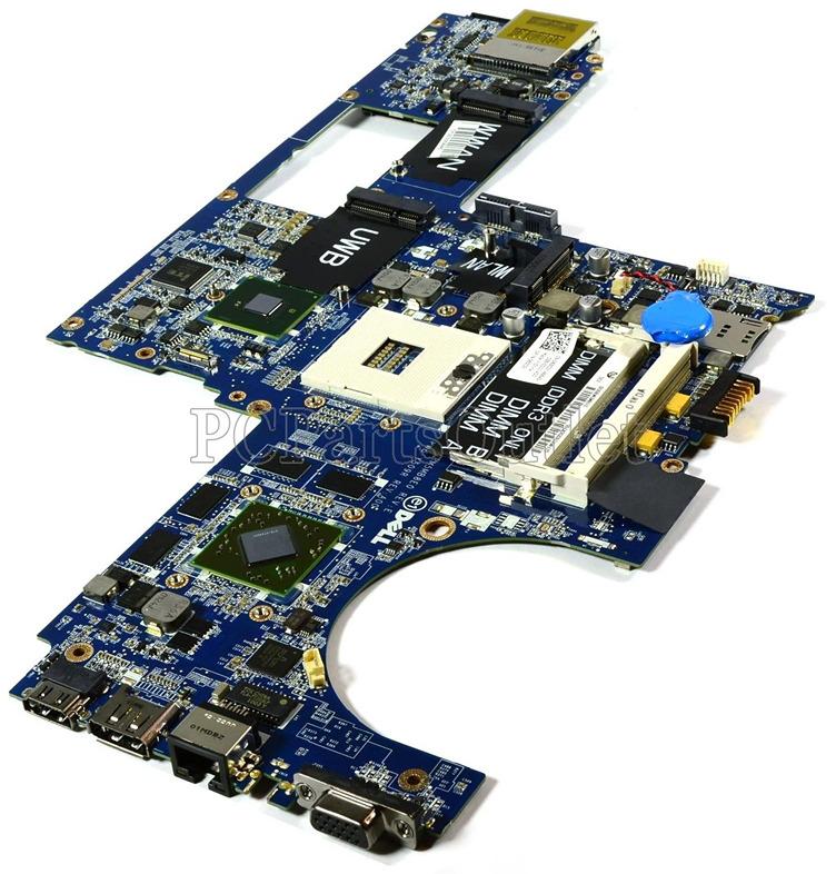 Dell Studio XPS 1647 Series Intel i-Core CPU Motherboard