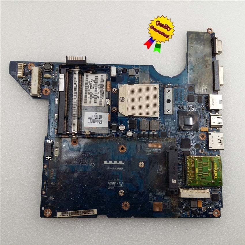 HP PROBOOK 4520S CORE i3 Intel Motherboard 598667-001 tested