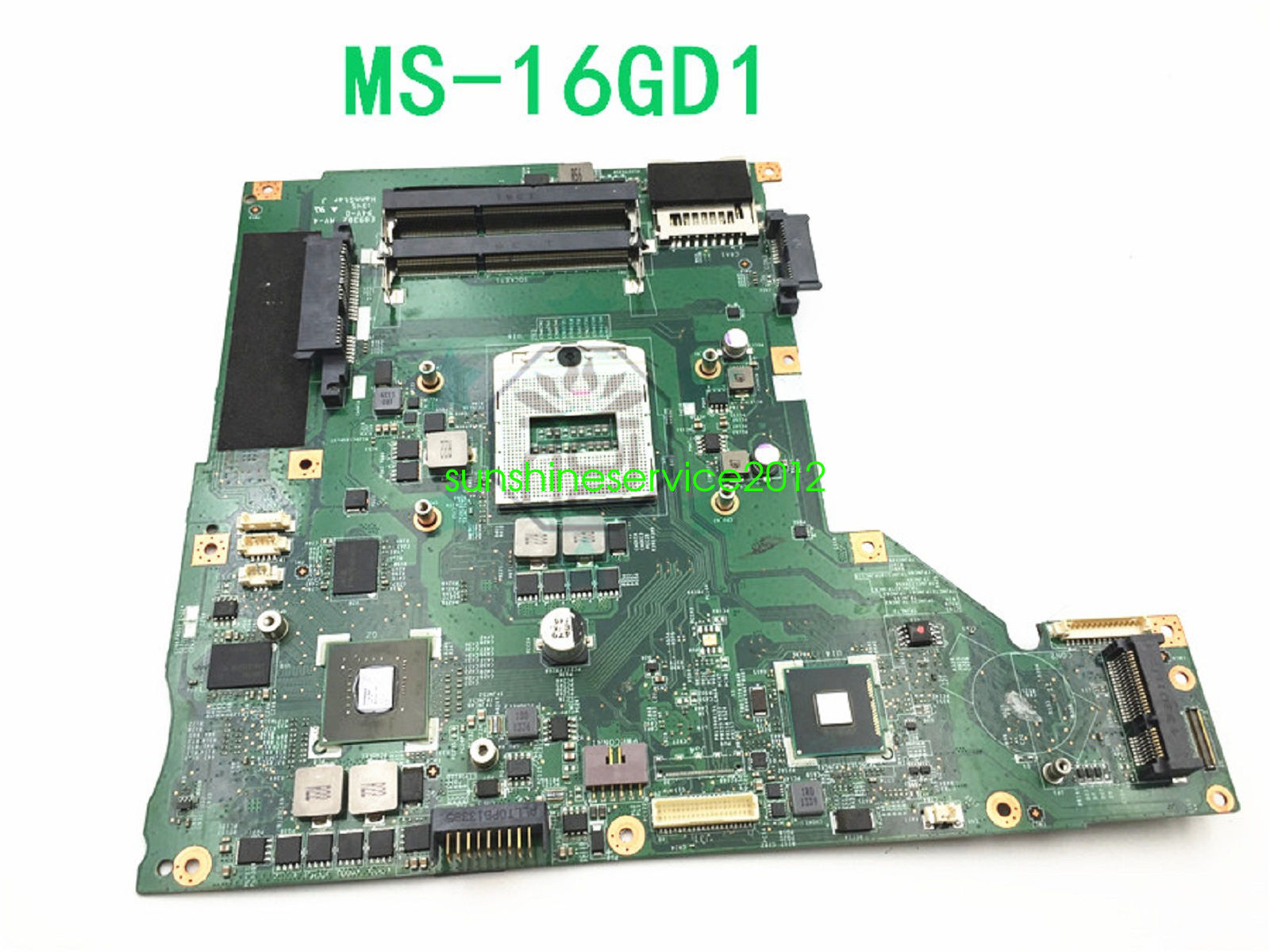 msi cx61 cx60 laptop intel motherboard ms-16gd1 ver  1 1  ms-16gd1