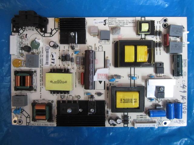 POWER SUPPLY FOR 55LH5750-UB 1.3 EAX66832401 LG EAY64328701