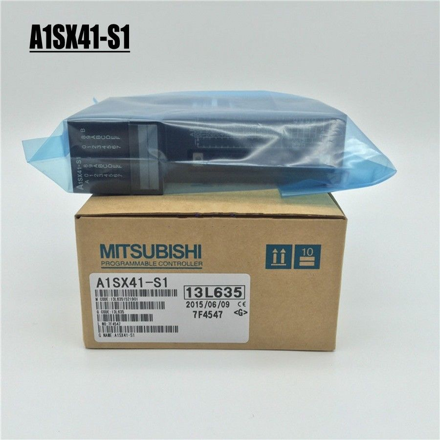 NEW PLC MODULE  A1SX41 MITUSBISHI  LOCATION M