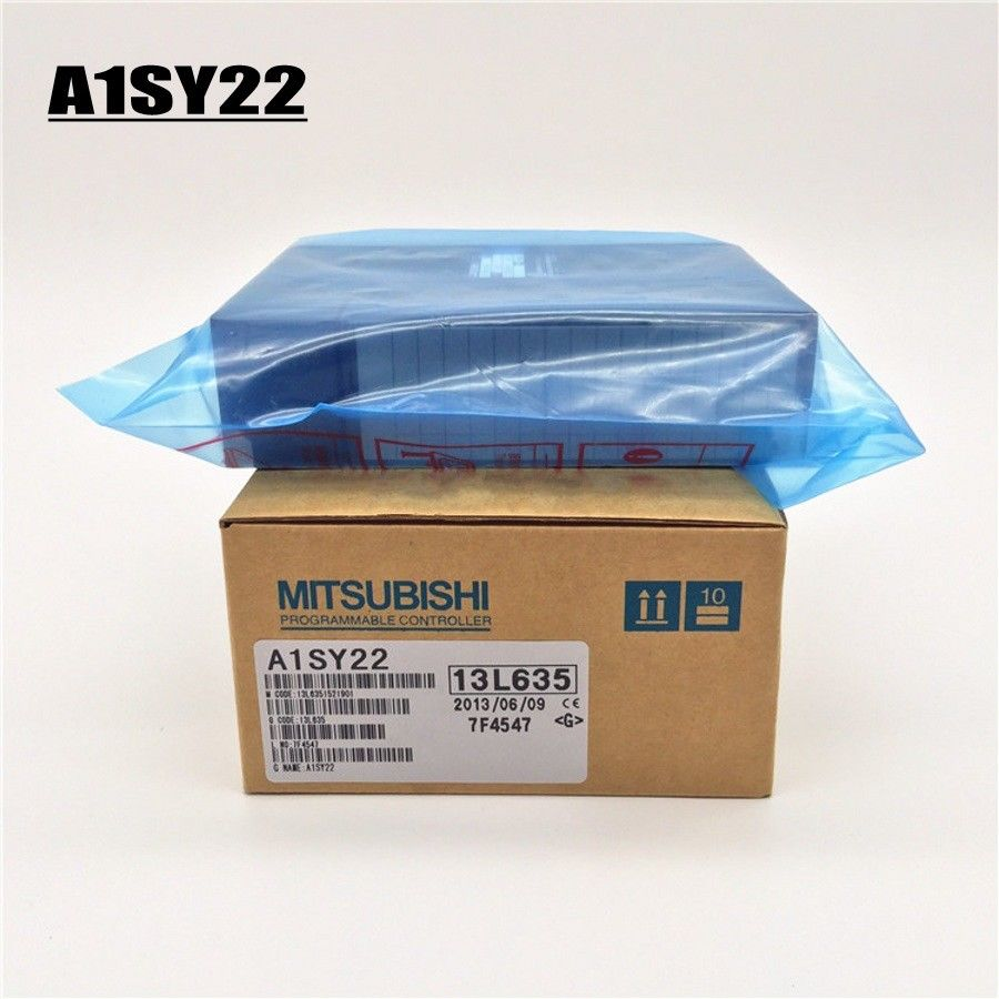 NEW MITSUBISHI PLC A1SY22 IN BOX [A1SY22] - $120 00 : Global